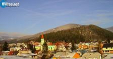 Preview webcam image Dolní Bečva