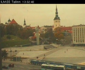 Preview webcam image Chvalčov
