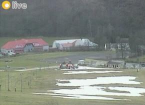 Preview webcam image Hlubočky - ski