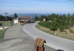 Preview webcam image Klínovec - Krušné hory