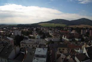 Preview webcam image Šumperk - town