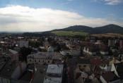 Preview webcam image Šumperk - town hall Tower