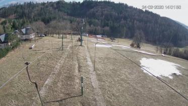 Preview webcam image Trnava - Ski area