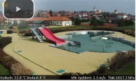 Preview webcam image Hluk - pool