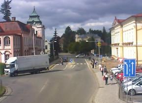 Preview webcam image Broumov -City office