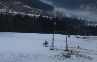 Preview webcam image The ski resort Kamenec