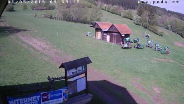 Preview webcam image Dalečín