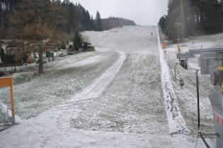 Preview webcam image Česká Třebová - ski Peklák