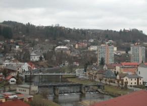 Preview webcam image Železný Brod - Jizera