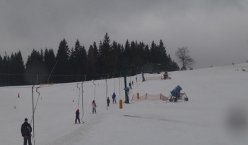 Preview webcam image Ski Resort Severák - Hrabětice