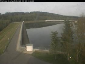 Preview webcam image Josefův Důl - dam