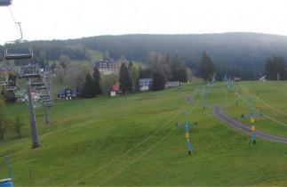 Preview webcam image Ski resort Horní domky