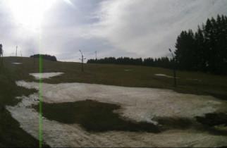 Preview webcam image Bartošovice v Orlických horách - ski slope