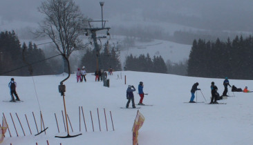 Preview webcam image Vysoké nad Jizerou - ski resort Šachty