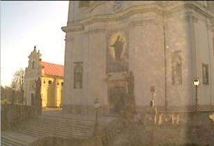 Preview webcam image Svatý Hostýn - basilica