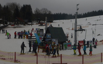 Preview webcam image Ski resort Severák