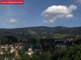 Preview webcam image Rokytnice nad Jizerou - panorama