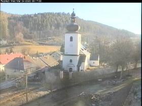 Preview webcam image Rejštejn
