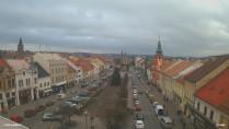 Preview webcam image Rakovník - Husovo Náměstí