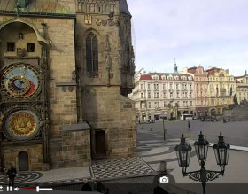 Preview webcam image Prague - Old Town Square