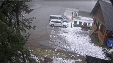 Preview webcam image Červenovodské sedlo - parkoviště