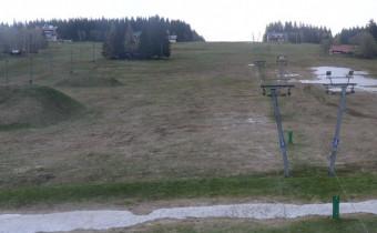 Preview webcam image Ski resort Pec pod Sněžkou - ski slope Javor