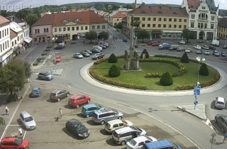 Preview webcam image Nový Bydžov