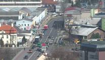 Preview webcam image Kroměříž - Karel Rajnoch Bridge