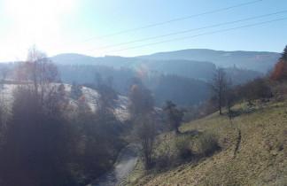 Preview webcam image Kašperské Hory - Amálino valley