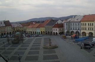 Preview webcam image Jičín