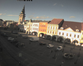Preview webcam image Chomutov