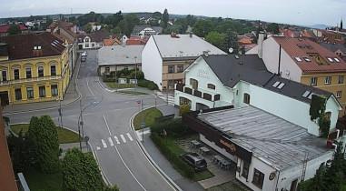 Preview webcam image Chotěboř