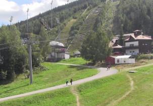 Preview webcam image Harrachov - sports complex