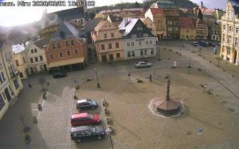 Preview webcam image Česká Kamenice