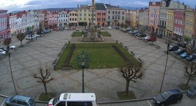 Preview webcam image Broumov