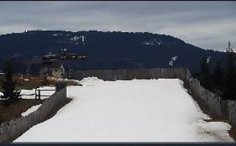 Preview webcam image Branná - Ski areál