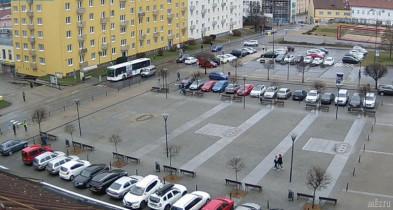 Preview webcam image Blansko