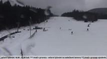 Preview webcam image Bělá pod Pradědem - skipark Filipovice