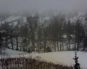 Preview webcam image Bedrichov - Jizera Mountains