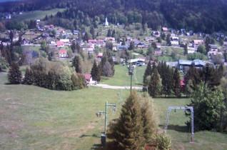 Preview webcam image Ski resort Bedrichov