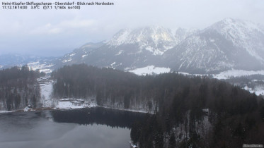 Preview webcam image Oberstdorf - Freibergsee