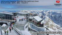 Preview webcam image Zugspitze