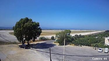 Preview webcam image Paradisi airport - Rhodos