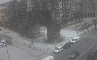 Preview webcam image Thessaloniki Galerieus Arch