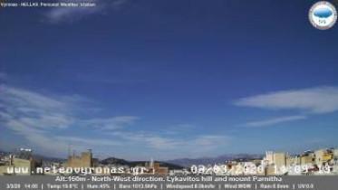 Preview webcam image Vyronas 2