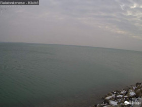 Preview webcam image Balaton