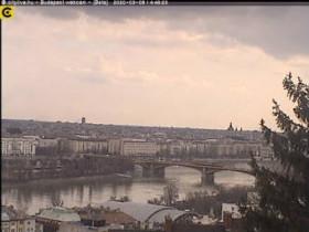 Preview webcam image Budapest - historic center