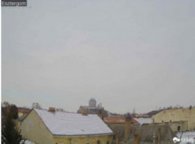 Preview webcam image Esztergom