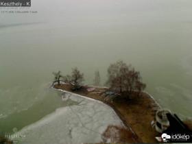 Preview webcam image Keszthely - Balaton