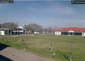 Preview webcam image Lakitelek - Hotel Club Tisza